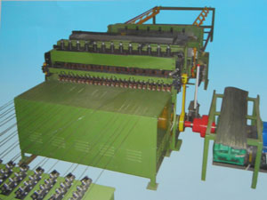 Vertical Type 3D Panel Production Line